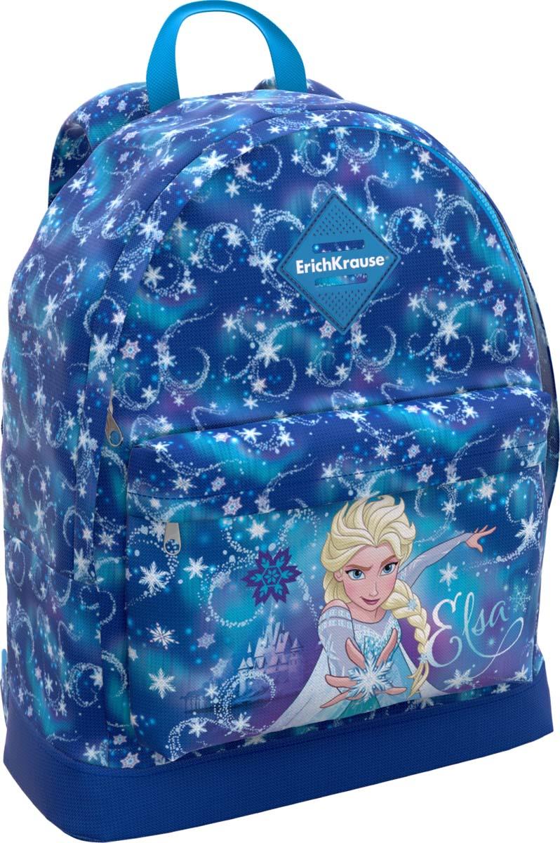 3ea9797027bb Disney Рюкзак детский EasyLine Холодное сердце Эльза и волшебство Северного  сияния — купить в интернет-магазине OZON.ru с быстрой доставкой