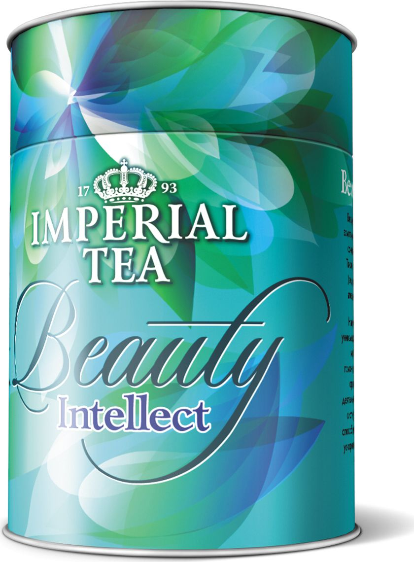 Imperial Tea Beauty Intellect напиток чайный, 100 г imperial tea beauty fitness напиток чайный 100 г
