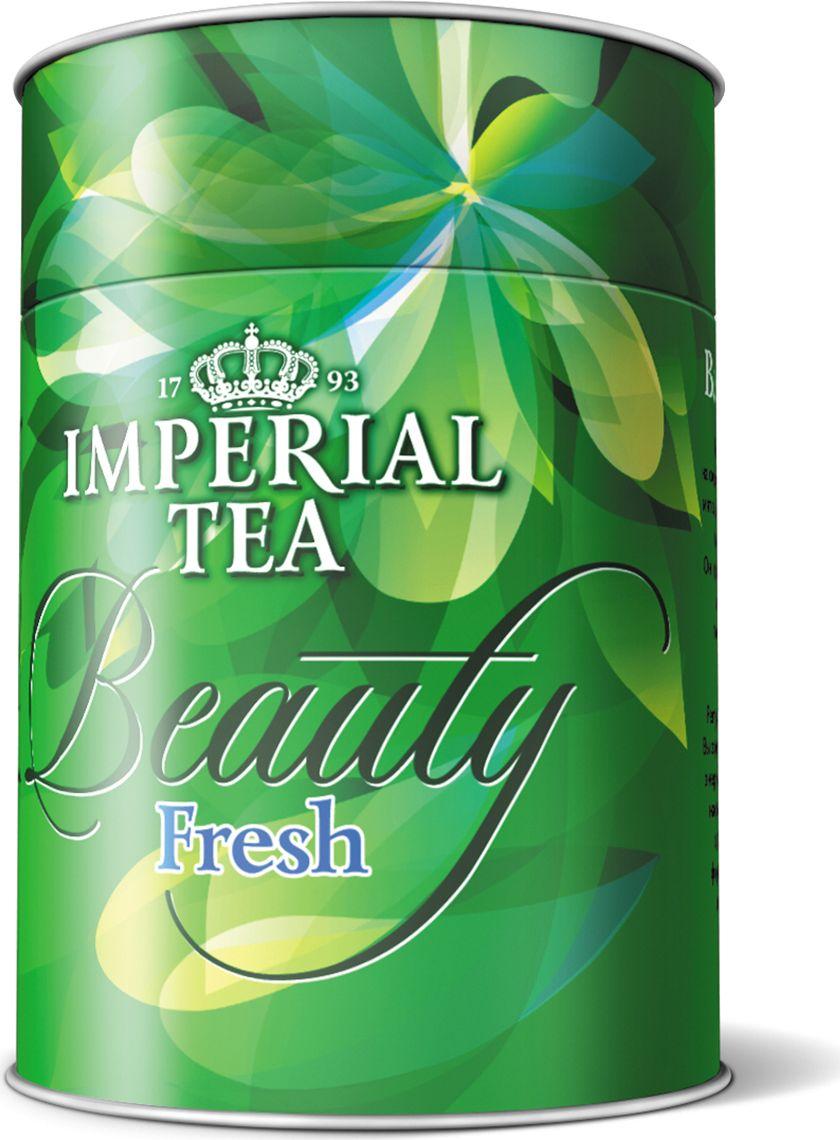 Imperial Tea Beauty Fresh напиток чайный, 100 г imperial tea beauty fitness напиток чайный 100 г