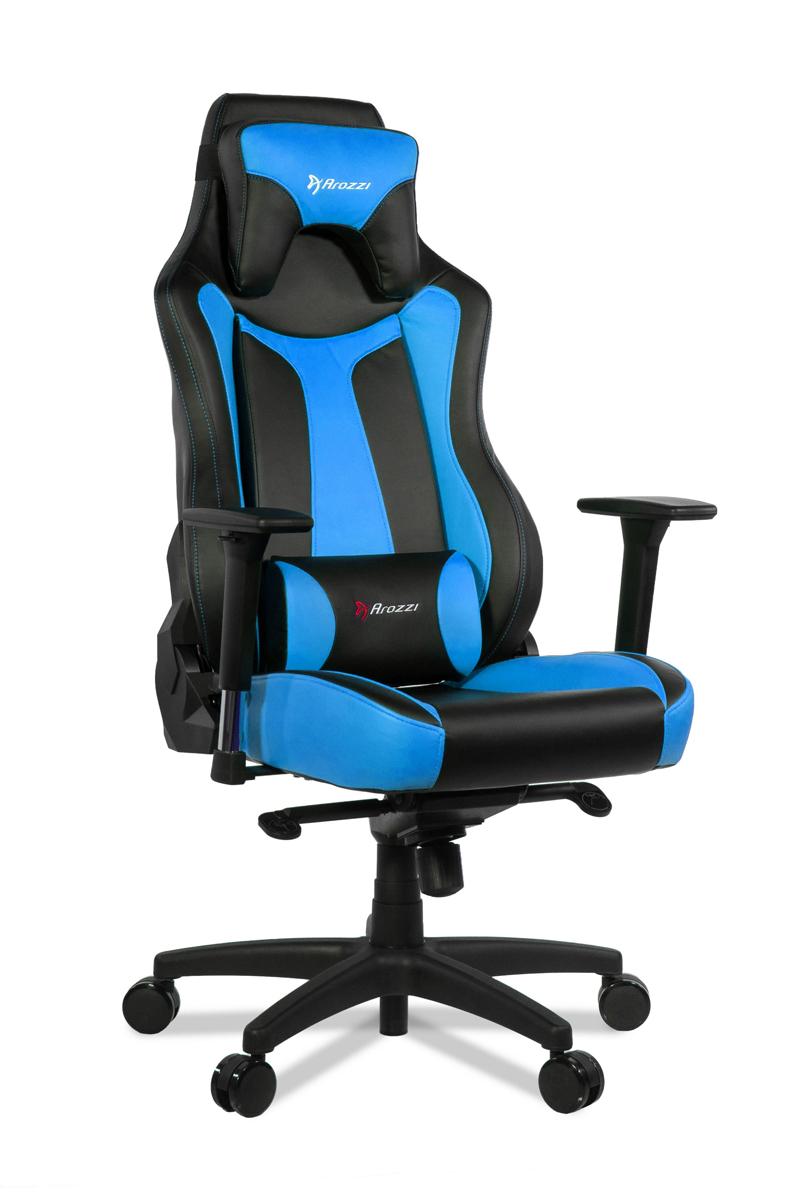 Arozzi Vernazza, Blue игровое кресло