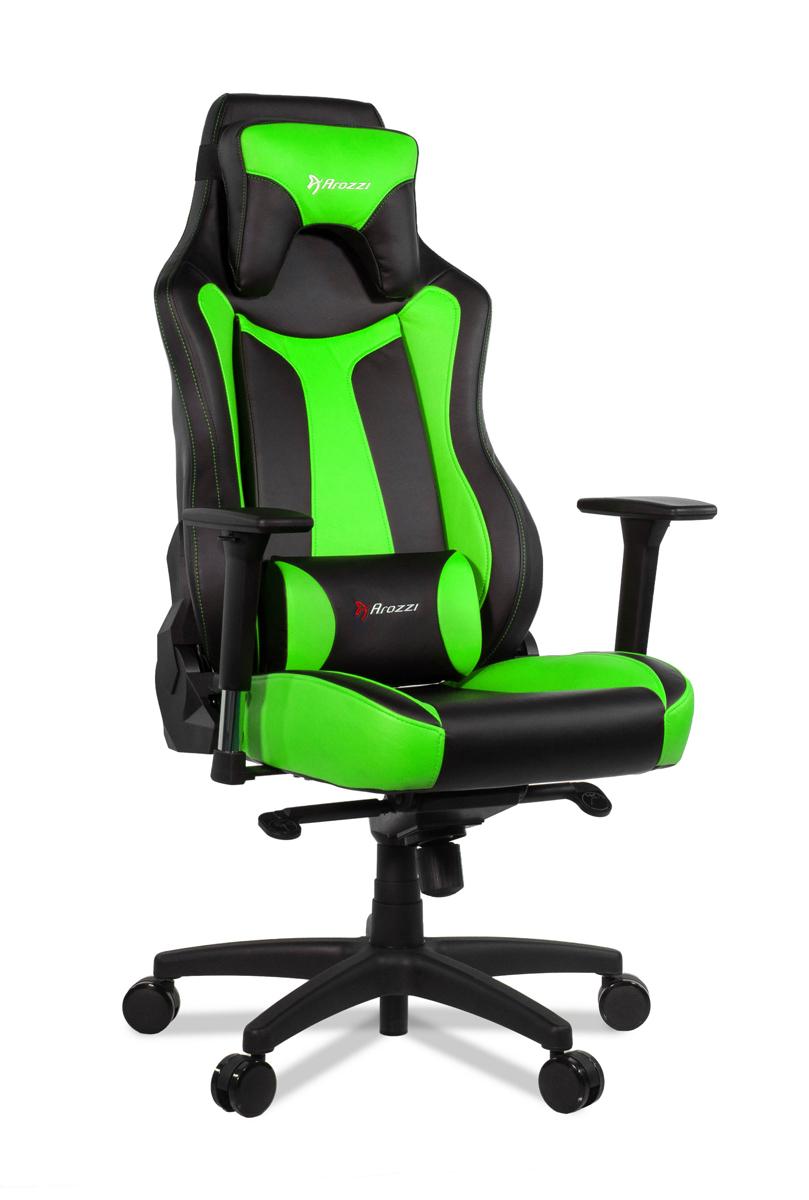 Arozzi Vernazza, Green игровое кресло