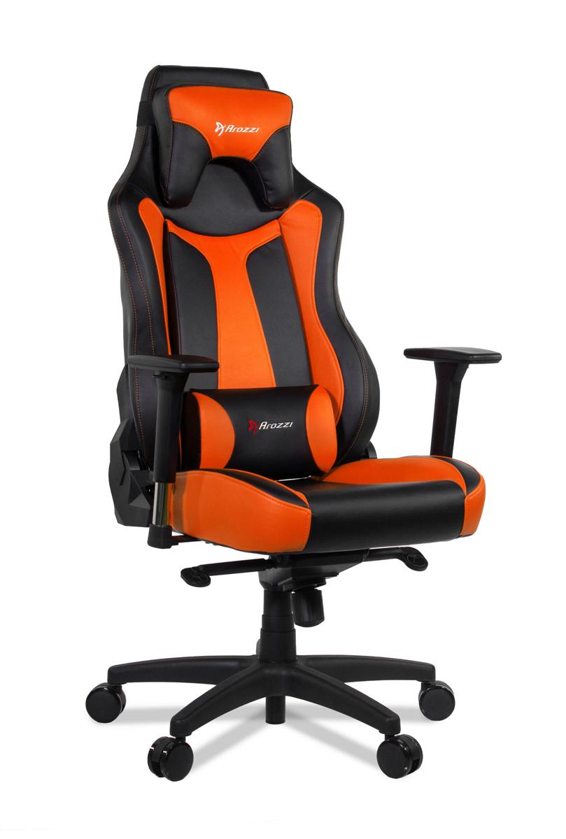 Arozzi Vernazza, Orange игровое кресло