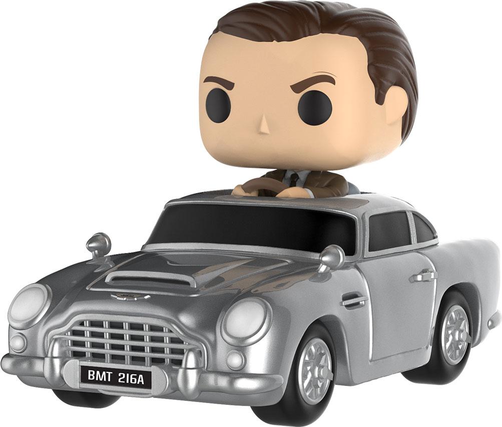 Funko POP! Фигурка James Bond with Aston Martin DB5 funko pop vinyl фигурка james bond roger moore 24701