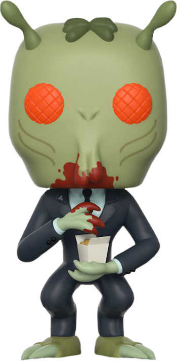 Funko POP! Vinyl Фигурка Rick & Morty: Cornvelious Daniel with Sauce