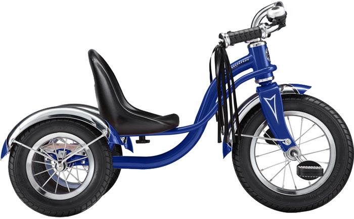 Schwinn Roadster Trike Детский трехколесный велосипед колеса 12 цвет синий велосипед schwinn meridian 2018