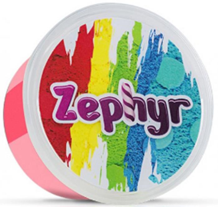 Zephyr Кинетический пластилин цвет розовый00-00000739Первый в мире кинетический пластилин Zephyr, с которым можно играть, как с кинетическим песком, лепить, как из мягкого пластилина, растягивать, как жвачку для рук. Но самоле главное, фигуры из кинетического пластилина можно запечь и разукрасить