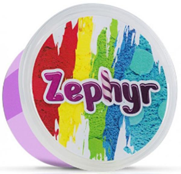 Zephyr Кинетический пластилин цвет фиолетовый sentosphere пластилин patarev цвет фиолетовый