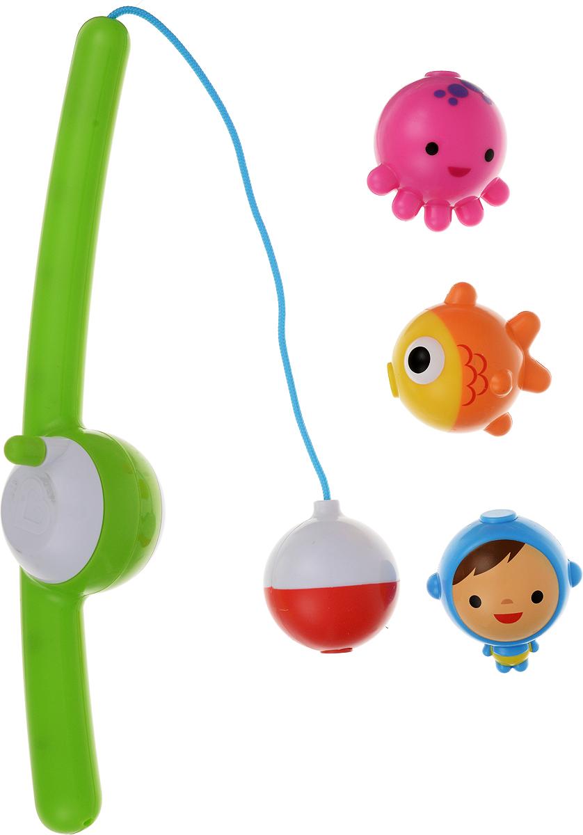 Munchkin Игровой набор для ванны Веселая рыбалка вид 2 munchkin ворота безопасности maxi secure
