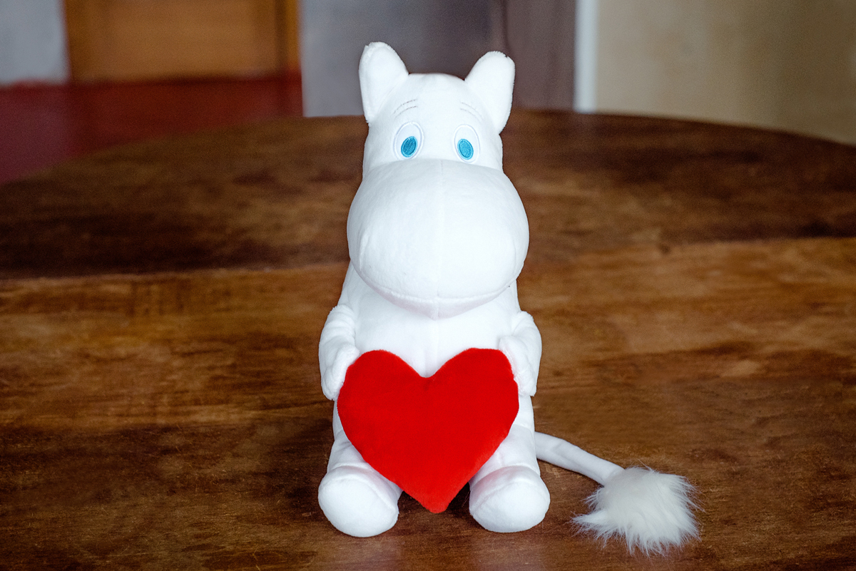 Мягкая игрушка MOOMIN МТ11-2 мягкая игрушка муми тролль и фрекен снорк 14см арт мт15