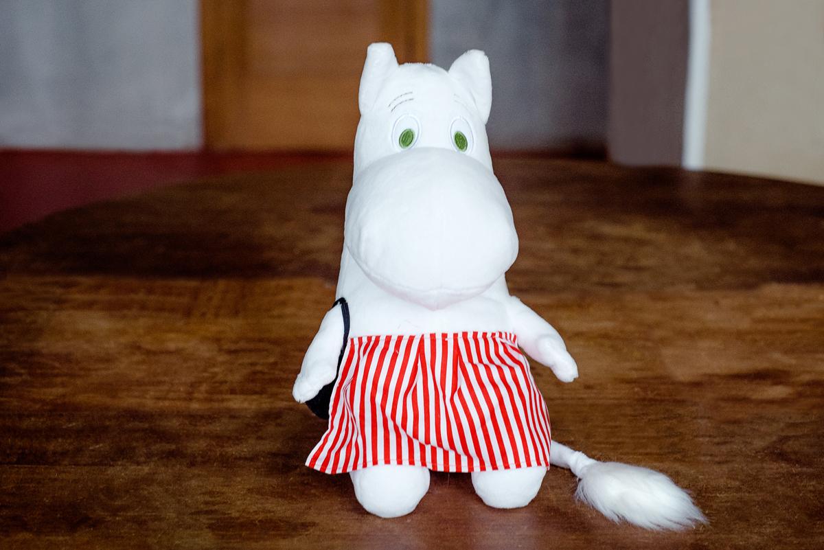 Мягкая игрушка MOOMIN МТ14-2 moomin мягкая игрушка фрекен снорк 27 см