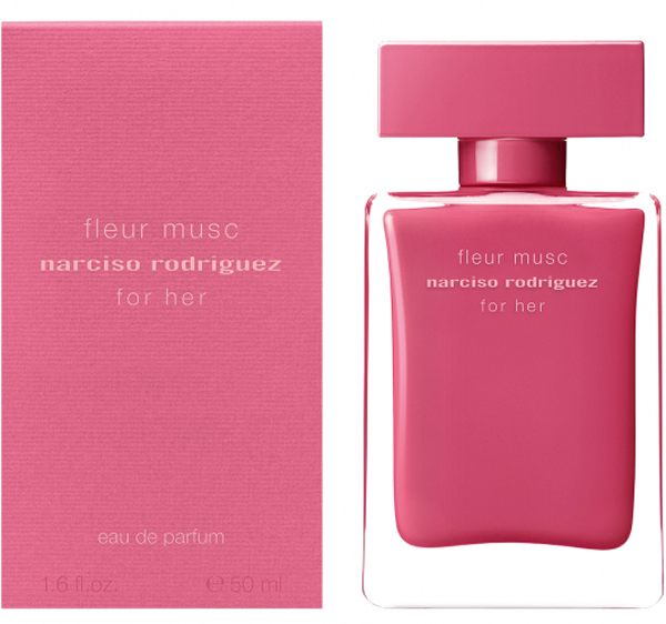 Narciso Rodriguez Fleur Musc For Her 50 мл narciso rodriguez for her in color
