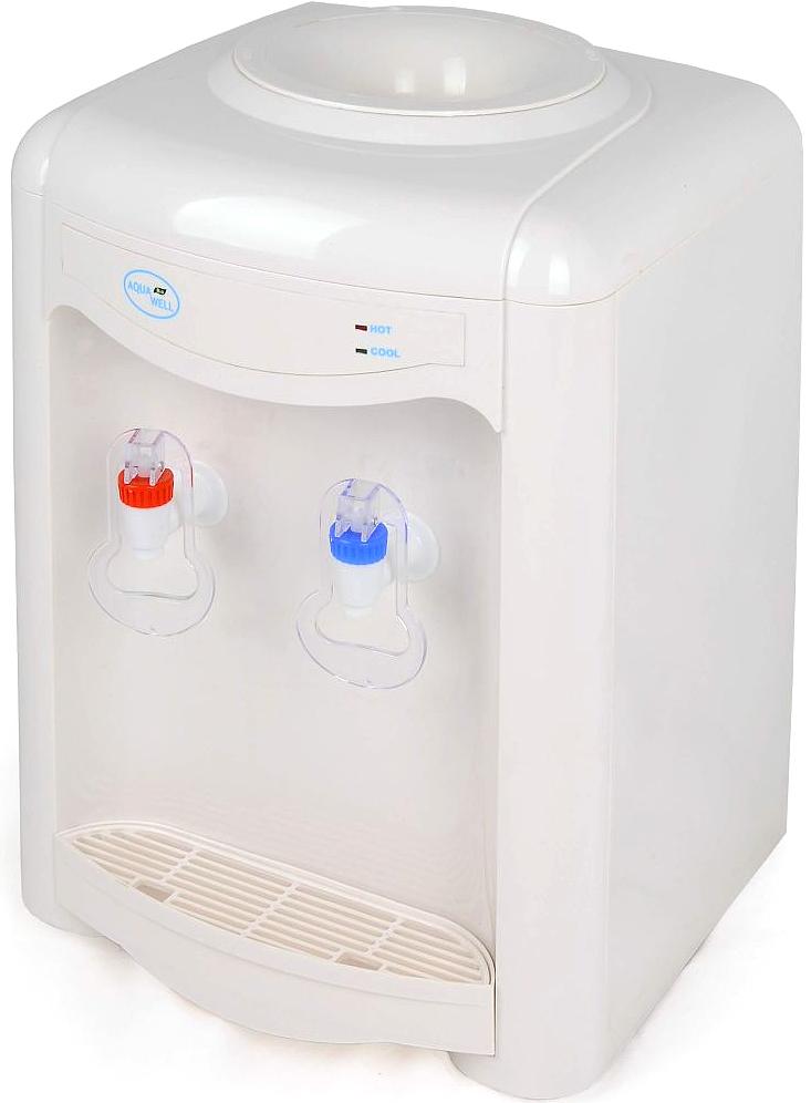 Кулер для воды Aqua Well BH-YLR-QК, White Aqua Well