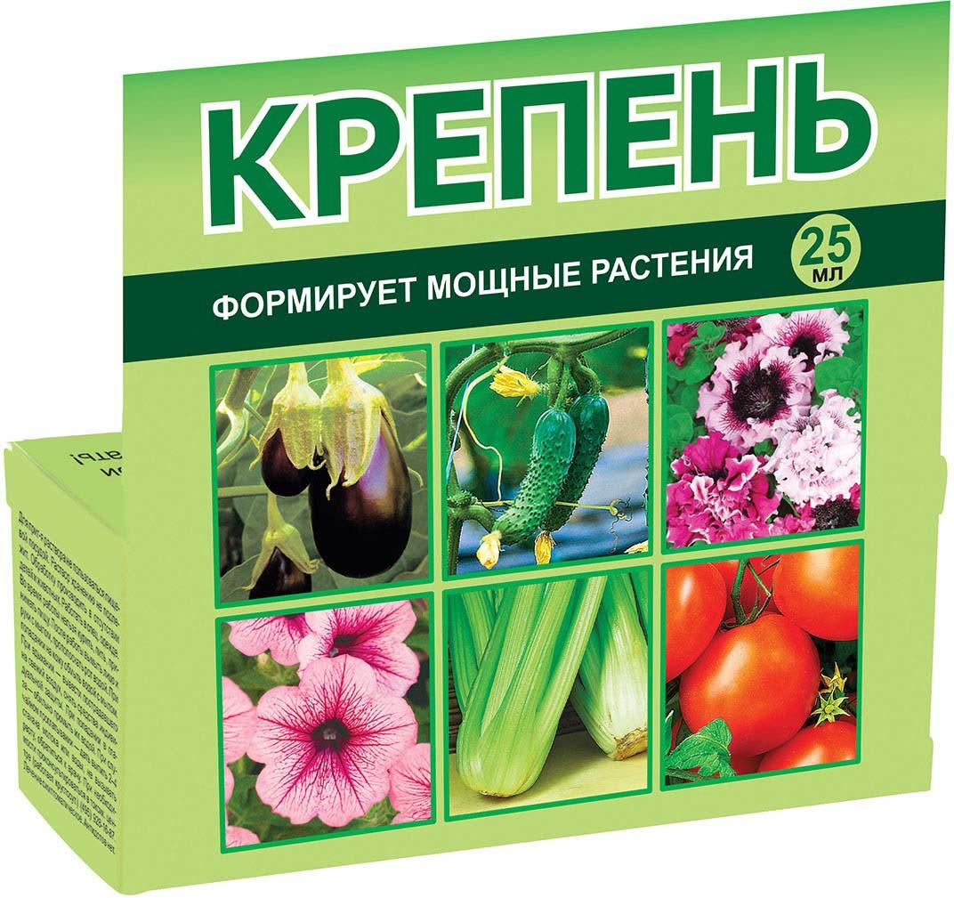 Регулятор роста Ваше хозяйство Крепень по вегетации, 25 мл регулятор роста и развития растений ваше хозяйство биосил 10 мл