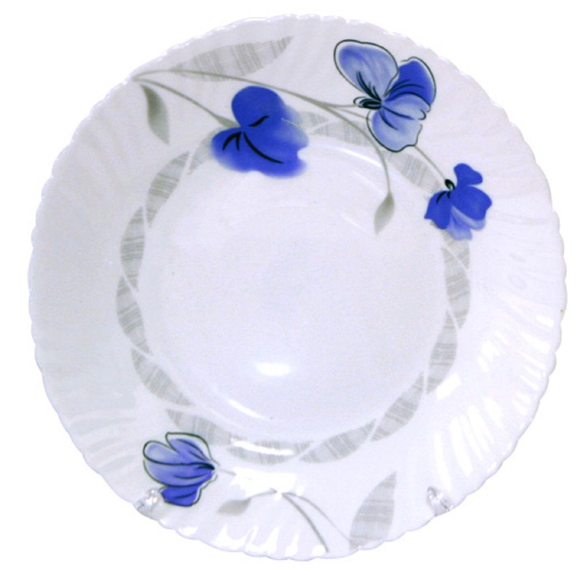 Тарелка обеденная Chinbull Нанси, диаметр 24 см цена