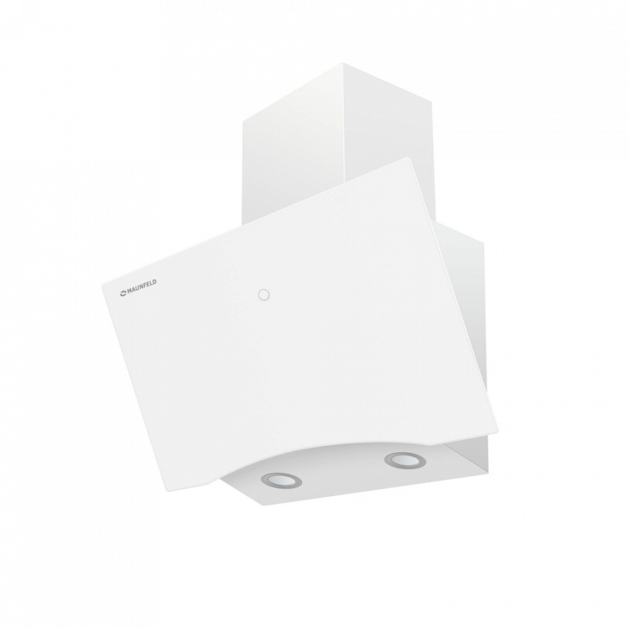 Кухонная вытяжка MAUNFELD TEFFI 60 белый Подсветка рабочей зоны Модель оснащена ярким cветодиодным освещением...