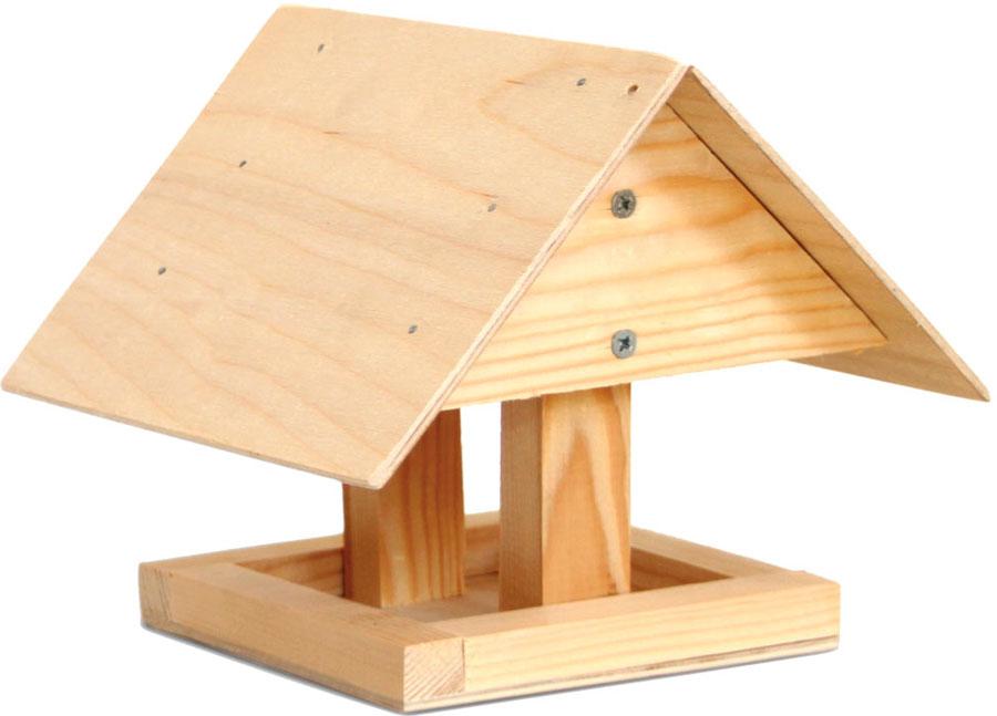 """Кормушка для птиц Комплект-Агро """"Избушка"""""""