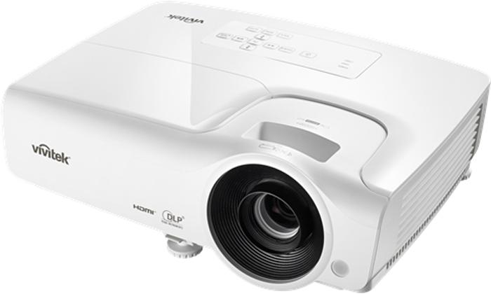 Портативный проектор Vivitek DW265, White