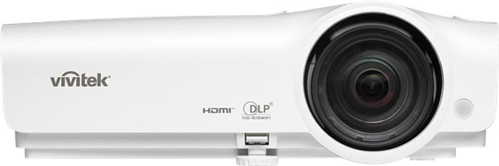 Портативный проектор Vivitek DW282-ST, White