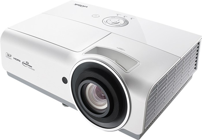 Vivitek DH833, White мультимедийный проектор