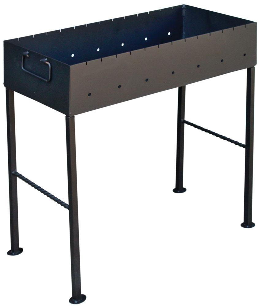 Мангал Комплект-Агро Гефест, 72 х 30 х 71 см табурет садовый комплект агро 35 х 22 х 26 см
