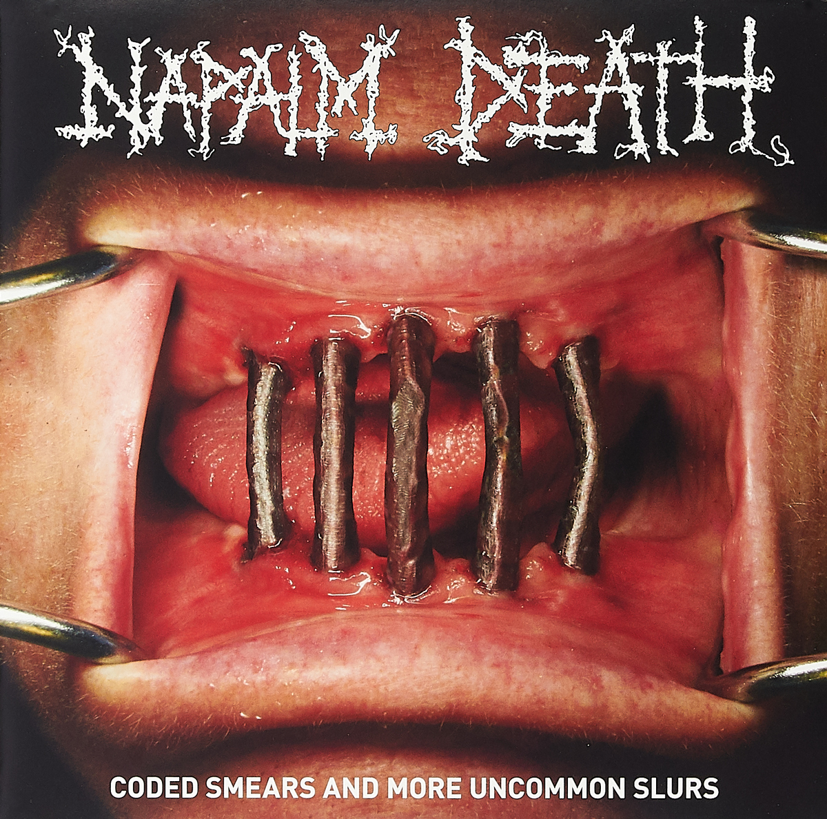Napalm Death Napalm Death. Coded Smears And More Uncommon Slurs (2 LP) цена и фото