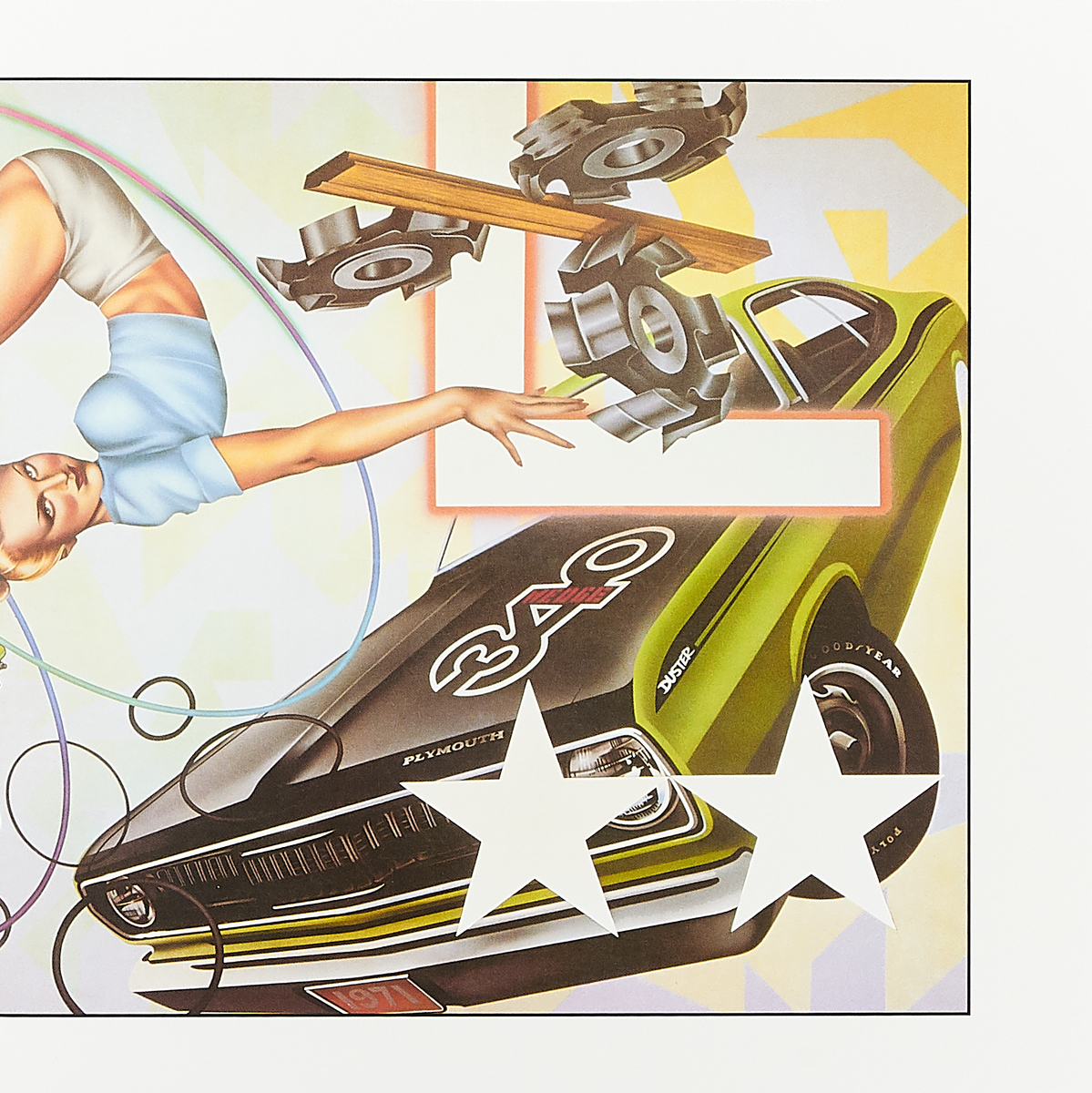 The Cars Cars. Heartbeat City: Expanded Edition (2 LP)