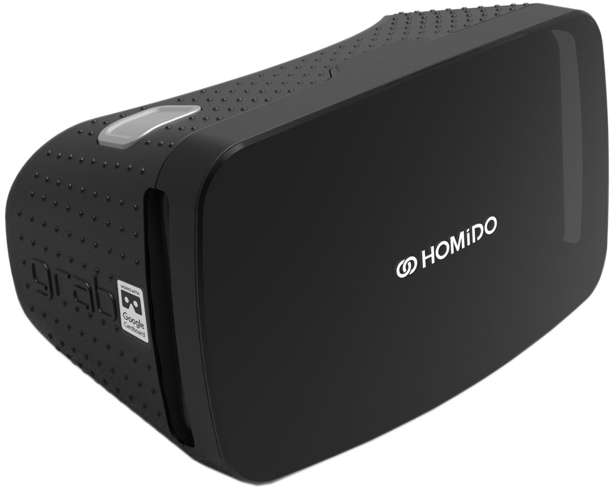 лучшая цена Homido Grab HMDG-B, Black очки виртуальной реальности