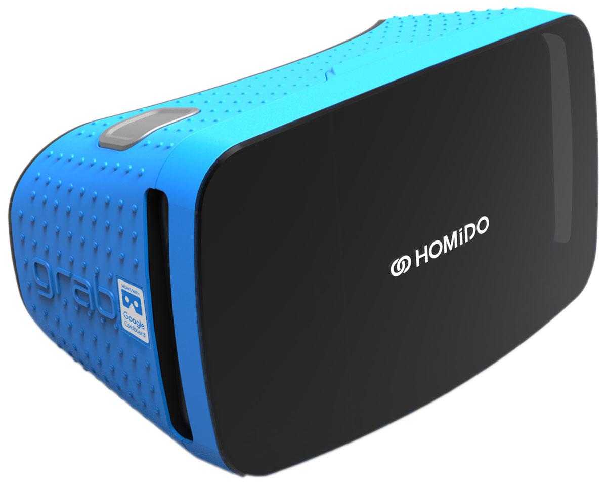 все цены на Homido Grab HMDG-LB, Blue очки виртуальной реальности онлайн