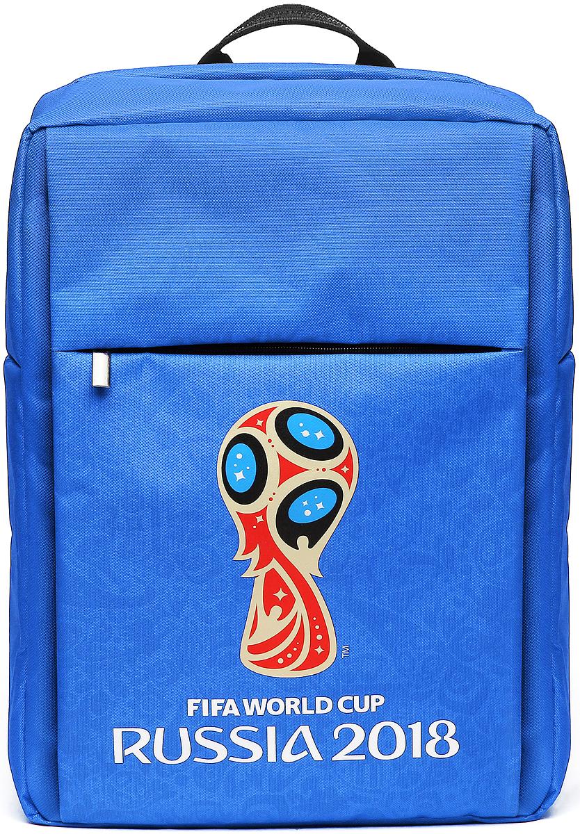 "Crown Micro CM-F-BC8001 FIFA 2018, Blue рюкзак для ноутбука 15,6"""