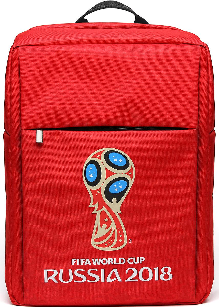 "Crown CM-F-BC8002 FIFA 2018, Red рюкзак для ноутбука 15,6"""