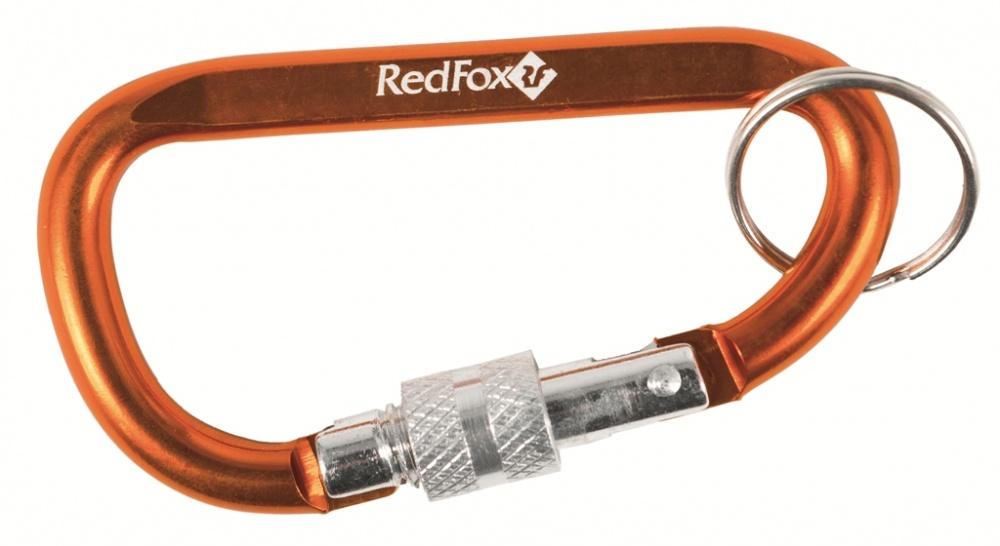 Карабин Red Fox MR-73010, цвет: оранжевый карабин red fox mr 73010 цвет серебристый
