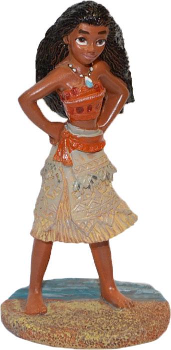 Декорация для аквариума Penn-Plax Моана, 5,7 х 5,3 х 10,6 см декорация для аквариума penn plax домик губки боба 14 см