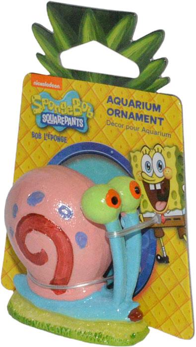 Грот для аквариума Penn-Plax Улитка Гэри, 5 х 8 х 6,5 см террариум стеклянный penn plax rept3 81 х 46 х 81 см