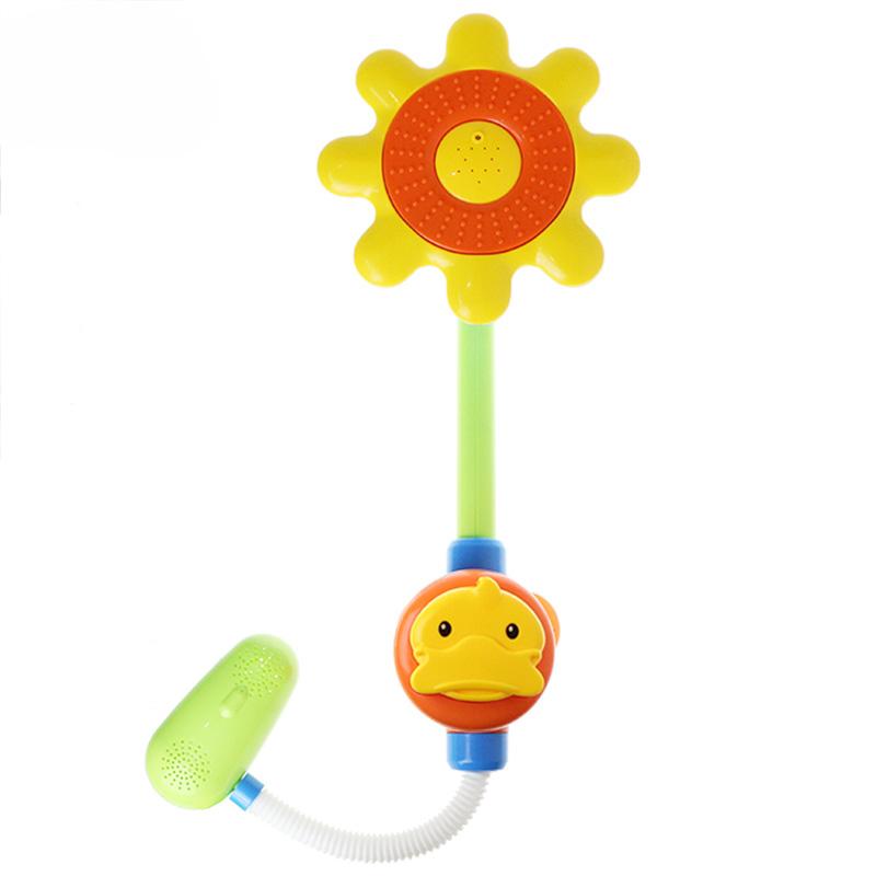 Pic'nMix Игрушка для ванной Детский душ Утенок