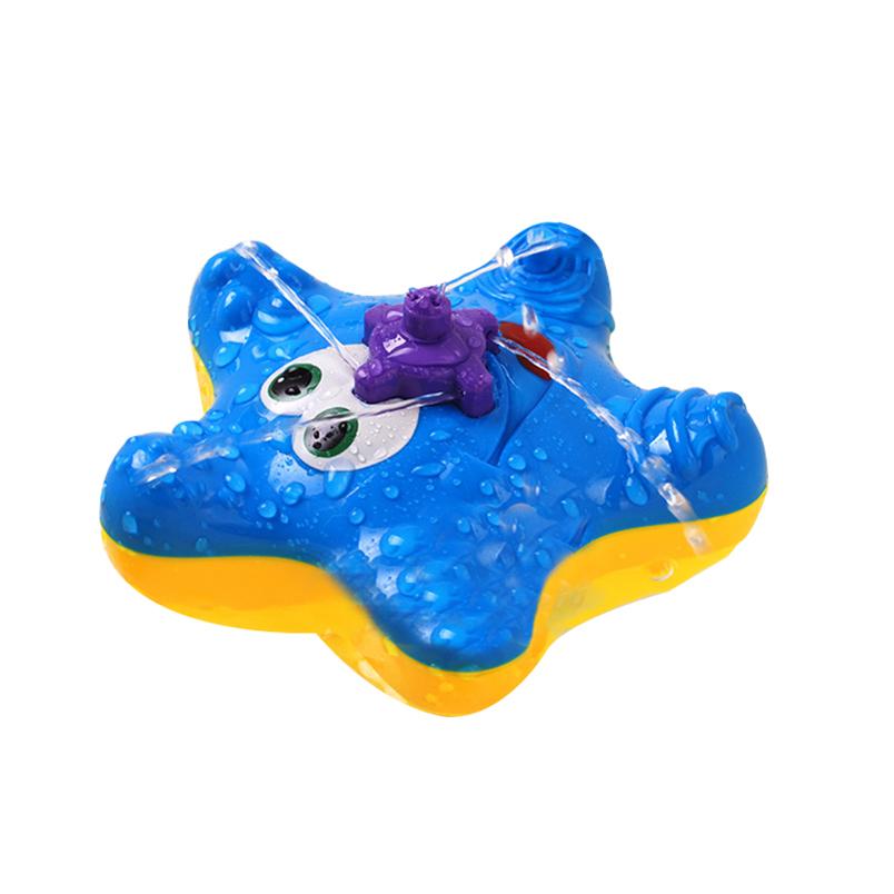 Pic'nMix Игрушка для ванной Морская звезда игрушки для ванны fun time игрушка для ванной лодка морская звезда кит 5027
