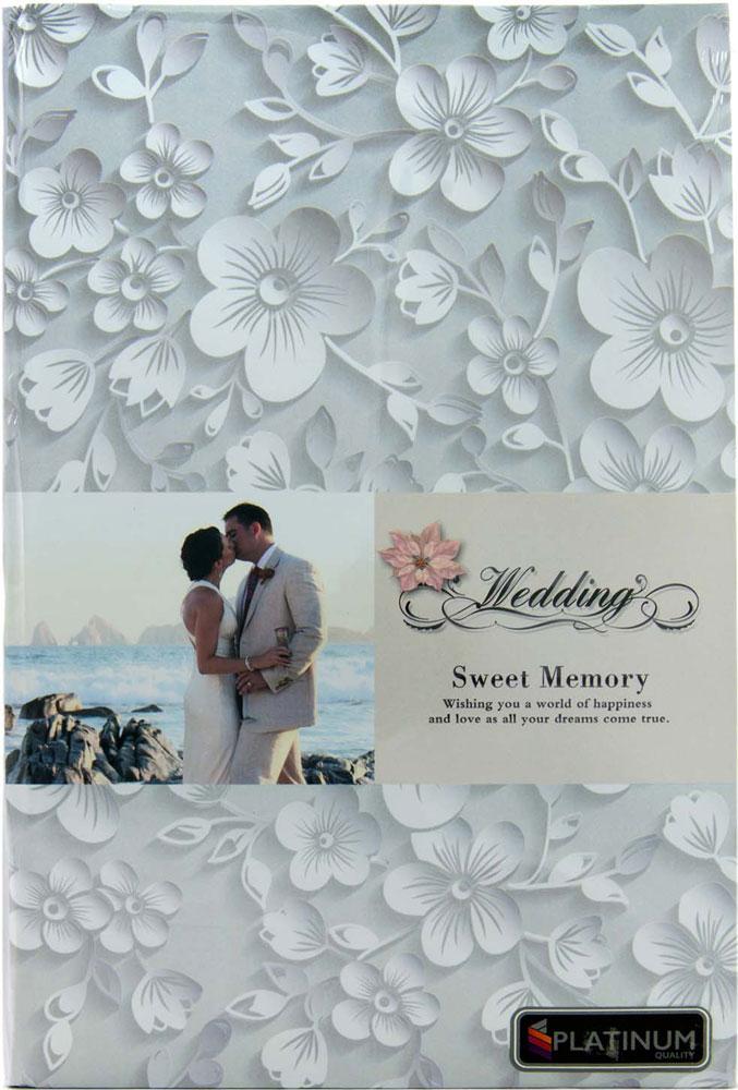 """Фотоальбом Platinum """"Наша свадьба-3"""", 300 фотографий, 10 х 15 см"""