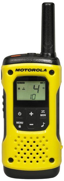 Комплект из двух радиостанций Motorola TLKR-T92 H20 радиостанция motorola tlkr t80ext комплект из двух радиостанций mt125