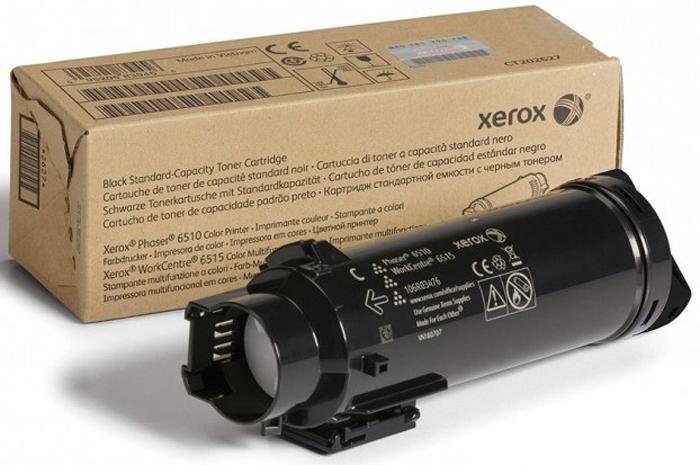 Картридж Xerox 106R03484, черный, для лазерного принтера