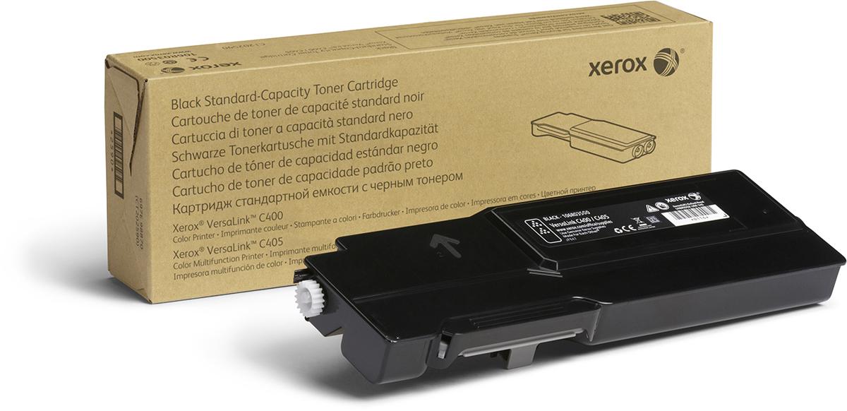 Картридж Xerox 106R03508, черный, для лазерного принтера, оригинал