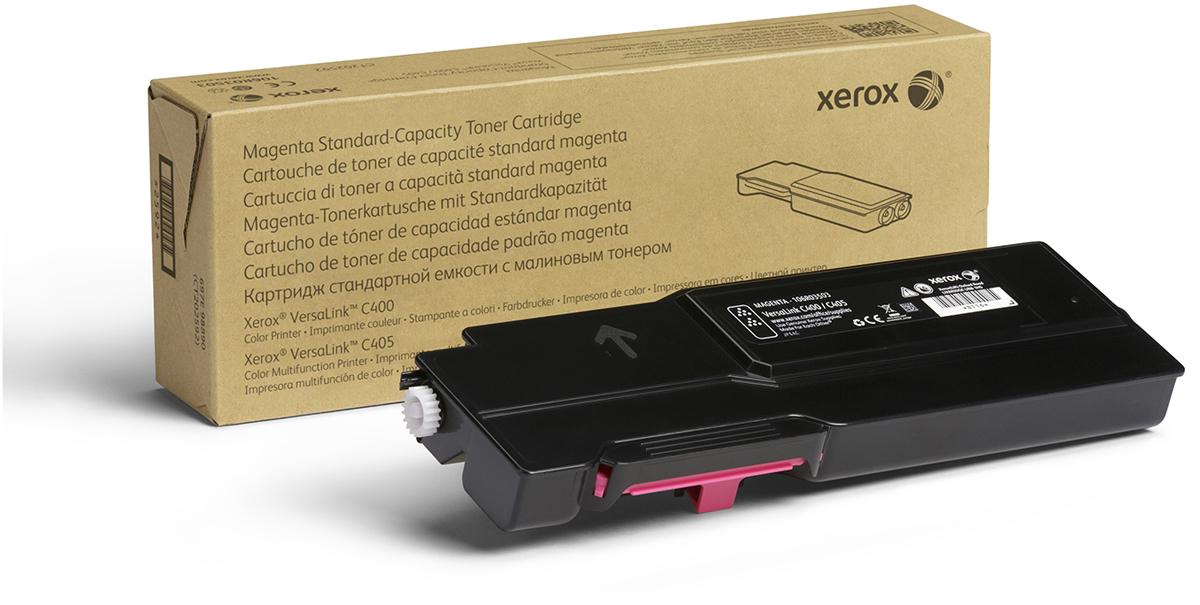 Картридж Xerox 106R03511, пурпурный, для лазерного принтера, оригинал