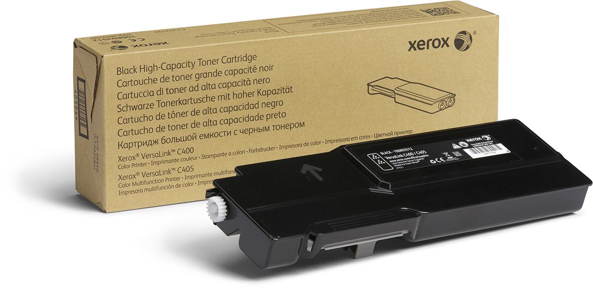 Картридж Xerox 106R03520, черный, для лазерного принтера, оригинал
