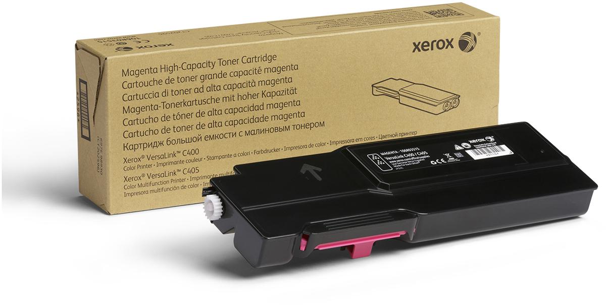 Картридж Xerox 106R03523, пурпурный, для лазерного принтера, оригинал
