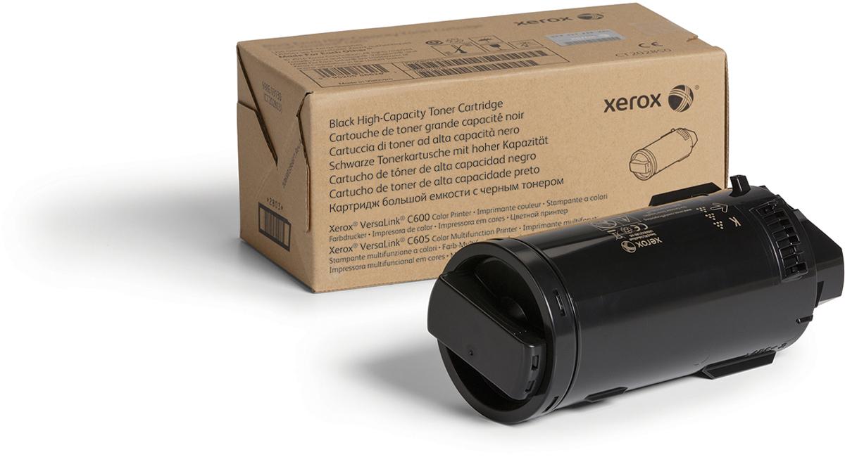 Картридж Xerox 106R03915, черный, для лазерного принтера, оригинал