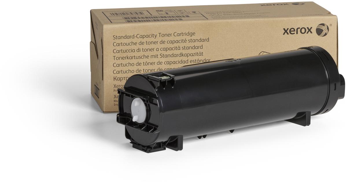 Картридж Xerox 106R03941, черный, для лазерного принтера, оригинал