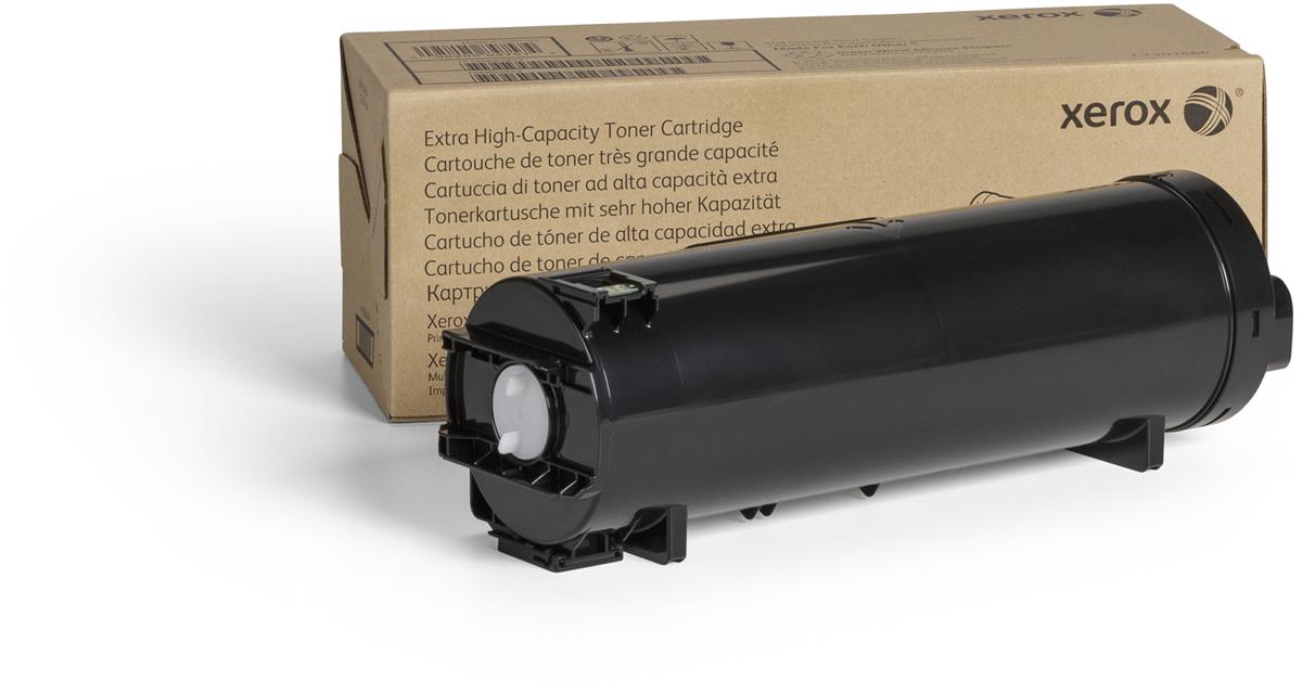 Картридж Xerox 106R03945, черный, для лазерного принтера, оригинал
