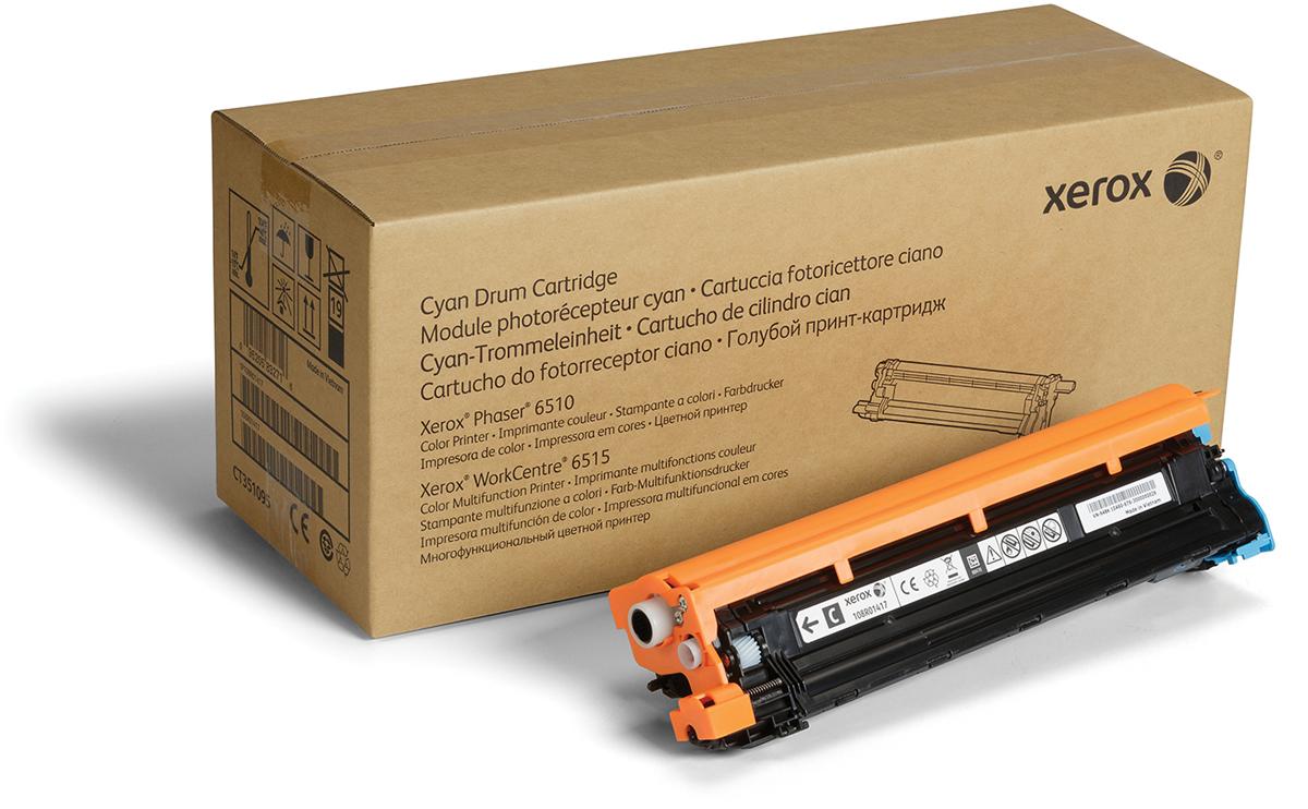 Xerox 108R01417, Cyan фотобарабан для Xerox Phaser 6510/WorkCentre 6515