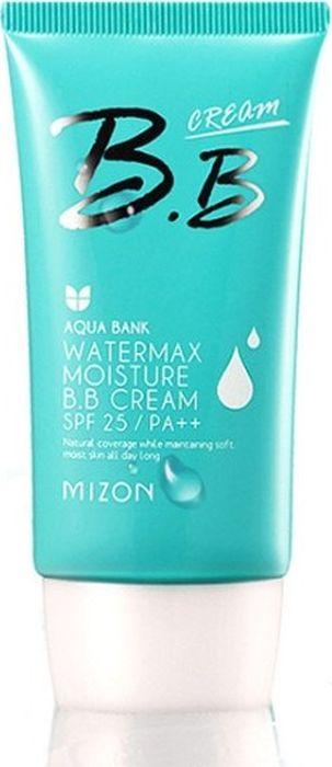 Mizon Супер-увлажняющий ББ крем Watermax Moisture BB Cream, 50 мл watermax moisture bb cream водостойкий bb крем мизон 50 мл