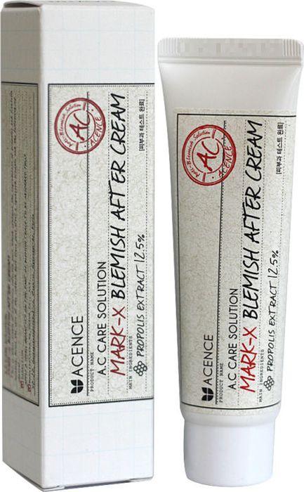 MizonКрем от прыщей и рубцов-постакне Acence Mark-X Blemish After Cream, 30 мл Mizon