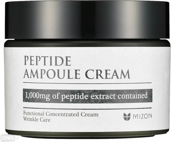 MizonПептидный крем для лица Peptide Ampoule Cream, 50 мл Mizon