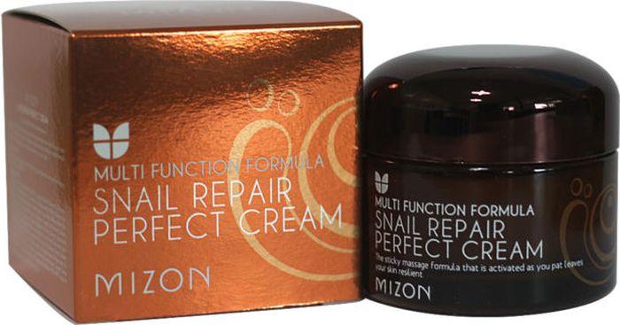 MizonПитательный улиточный крем Snail Repair Perfect Cream, 50 мл Mizon